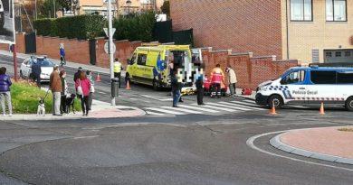accidente atropello en barrio de la prosperidad salamanca