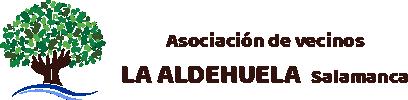 logotipo asociación de vecinos la aldehuela de salamanca