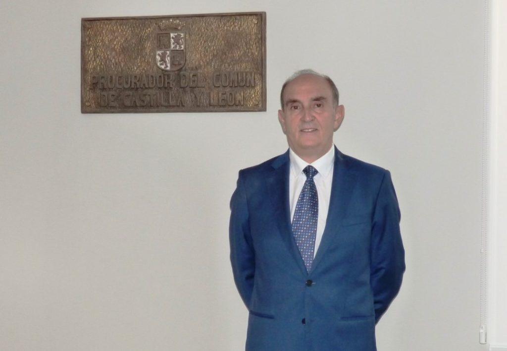 Procurador del común Castilla y León