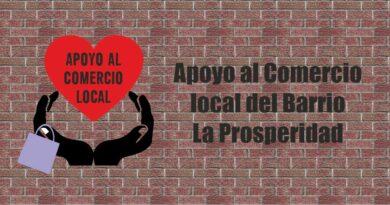 Apoyo al comercio local del Barrio La Prosperidad de Salamanca
