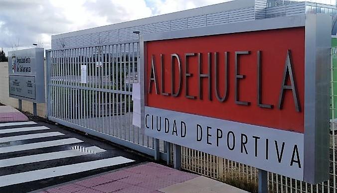 Ciudad deportiva Aldehuela